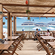 PREFABRICATED BEACH BAR - French Riviera